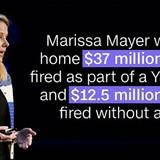 CEO Marissa Mayer có thể nhận được 37 triệu USD nếu Yahoo bị bán
