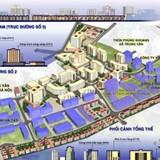 Điều chỉnh quy hoạch khu đất 12,9ha giữa hai quận Nam Từ Liêm và Hà Đông