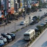 Thiết kế đô thị hai bên phố Thái Thịnh với tổng diện tích hơn 12ha