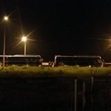 2 xe khách chắn ngang trạm thu phí cao tốc Hà Nội - Hải Phòng phản đối tăng phí