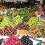 Trái cây miền Tây lên Sài Gòn giá tăng vọt