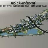 Gần 3.000 tỷ đồng xây khu chức năng đô thị tại quận Long Biên