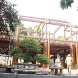 Biệt phủ xây trái phép trên núi Hải Vân sắp tháo dỡ xong