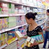 Thị trường sữa nhập nhèm, người tiêu dùng lẫn lộn
