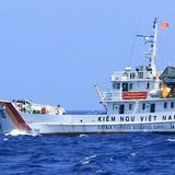 Trung Quốc đưa số lượng lớn tàu cá vào cửa vịnh Bắc Bộ