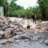 """Đà Nẵng: Giao đất ngay cho 11 hộ dân """"đập nhà ra ở lán"""""""