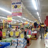 """Thị trường bán lẻ: """"Cuộc đổ bộ"""" của các đại gia nước ngoài"""