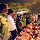 Mối lo an toàn thực phẩm từ chợ đầu mối