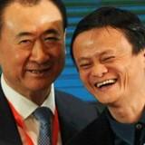 Jack Ma vượt mặt Wang Jianlin thành người giàu nhất châu Á