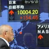 """Chứng khoán Nhật rớt mạnh theo """"lời nguyền tháng Năm"""""""