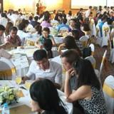 Hơn 60% căn hộ tòa A dự án D'. Le Roi Soleil - Quảng An đã có chủ