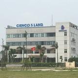 """Cienco5 khẳng định thông tin """"mất vốn nhà nước"""" tại Cienco5 và Cienco 5-Land là không chính xác"""