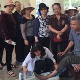 Vinamilk tiếp tục chăm sóc sức khỏe cho hơn 1.300 người cao tuổi