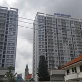 Cận cảnh dự án chung cư cao cấp sắp bị ngân hàng BIDV xiết nợ