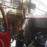 Hà Nội: Cháy lớn thiêu rụi nhà hàng ăn, nhiều nhân viên hoảng loạn