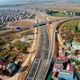 Hà Nội làm tuyến nối đường Võ Nguyên Giáp đến đô thị vệ tinh Sóc Sơn