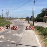 """Ụ cầu Việt Trì lại tái xuất sau 3 tháng """"dền dứ"""""""