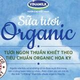 Vinamilk lần đầu tiên giới thiệu sữa tươi organic chuẩn USDA tại Việt Nam