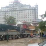 Lo lắng hàng nông sản xuất sang Trung Quốc