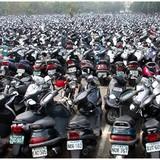 Cách Honda, Yamaha, Piaggio kiếm bộn tiền dù thị trường xe máy đang bão hòa
