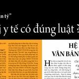 """Vụ Phó chủ tịch UBND TP.HCM chỉ đạo """"chỉ định thầu"""": Hệ lụy từ văn bản khẩn"""