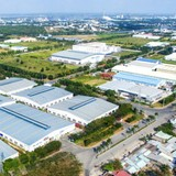 Hơn 1.000 tỷ xây dựng kết cấu hạ tầng khu công nghiệp Long Hậu 3