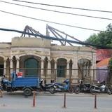 Tiếc nuối xem phá bỏ biệt thự Pháp hơn 100 tuổi ở Sài Gòn
