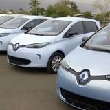 Thí điểm khai thác 100 taxi điện đầu tiên tại TP.HCM từ 2/9