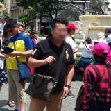 Cải trang theo dõi khách Trung Quốc hành xử vô văn hóa