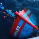 Tàu cá Quảng Ngãi bị tàu Trung Quốc đâm chìm