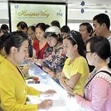 Cùng đi buôn vàng, doanh nghiệp Việt lãi thế nào