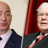 CEO Amazon Jeff Bezos vượt mặt Warren Buffett thành người giàu thứ 3 thế giới