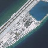 Bão có thể quét sạch đảo nhân tạo Trung Quốc xây trên Biển Đông