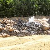 Khởi tố vụ chôn lấp 100 tấn chất thải của Formosa