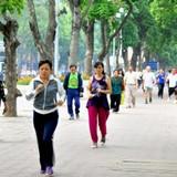 Từ 1/9, Hà Nội mở phố đi bộ quanh hồ Hoàn Kiếm vào cuối tuần