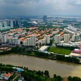 """Địa ốc 24h: Nhà đầu tư chùn tay vì """"thiên đường"""" bất động sản Nam Sài Gòn bốc mùi"""