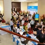 Hơn 300 căn hộ được đăng ký giữ chỗ tại lễ công bố dự án GoldCoast