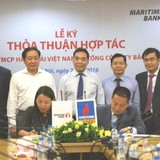 Maritime Bank và PVI ký thỏa thuận hợp tác  song phương toàn diện