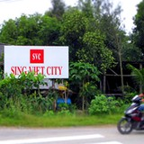 TP.HCM gỡ vướng cho dự án khu đô thị Sing Việt