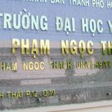 TP.HCM muốn đầu tư 2.500 tỷ đồng xây Đại học Y khoa Phạm Ngọc Thạch