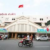 Đề xuất xây chợ Đồng Xuân 4 tầng nổi, 5 tầng hầm