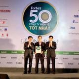 Bảo Việt bốn năm liên tiếp được vinh danh là doanh nghiệp niêm yết tốt nhất Việt Nam