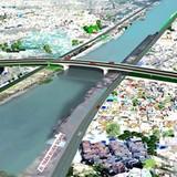 Xây cầu Nguyễn Khoái 1.250 tỷ, giảm kẹt xe cho Nam Sài Gòn