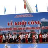 Hơn 3.100 tỷ mở rộng đường Vành đai 3, đoạn Mai Dịch - Cầu Thăng Long