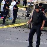Đánh bom đồn cảnh sát Thổ, 13 người thương vong