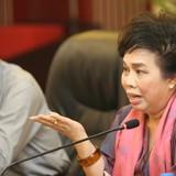Bà Thái Hương: Việc làm luật xa rời thực tiễn nên không thúc đẩy sản xuất