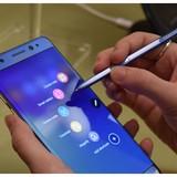 Xuất khẩu điện thoại giảm mạnh sau khi Samsung dừng sản xuất Galaxy Note 7