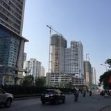 Đường Lê Văn Lương: 1km tải 33 dự án chung cư cao 25-35 tầng