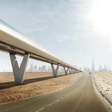 Choáng ngợp đường sắt siêu cao tốc 1.200km/h sắp được xây dựng ở Dubai