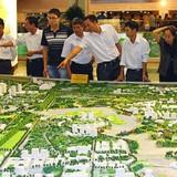 Hà Nội duyệt quy hoạch phân khu đô thị nối Cổ Loa - hồ Tây
